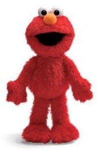 Sesame Street Elmo Plush Doll