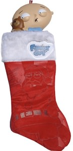 Stewie Griffin Christmas Stocking