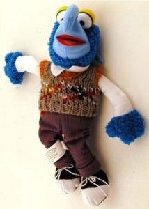 The Muppets Gonzo Plush Doll