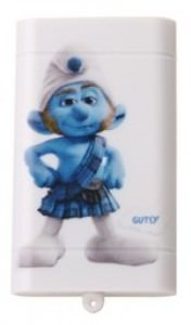 Gutsy Smurf Portable iPhone iPod Battery