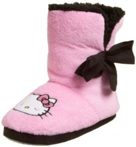 Hello Kitty Short Bootie