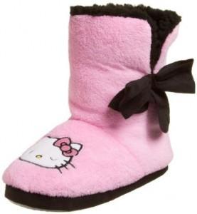 Hello Kitty Short Bootie