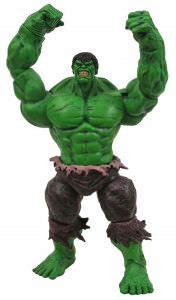 Marvel Comics Incredible Hulk Action Figure