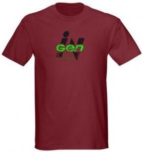 Jurassic Park 'InGen' T-Shirt