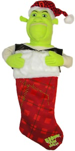 Shrek Stocking for Christmas