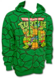 Teenage Mutant Ninja Turtles Zip Hoodie