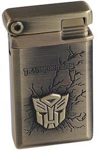 Transformers Autobot lighter