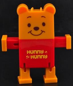 Winnie the Pooh bear fan