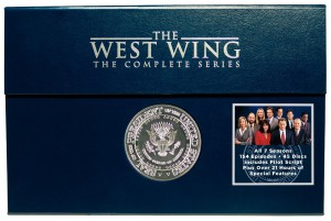 West Wing DVD Complete Series