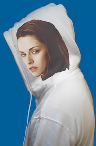 Kristen Stewart Hoodie for the Twilight saga fans