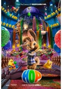 Hop easter movie poster