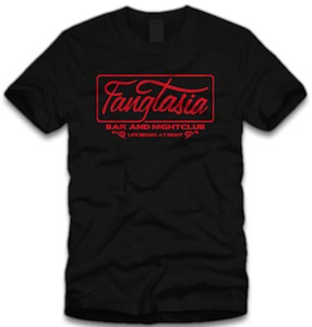 True Blood t-shirt from Fangtasia