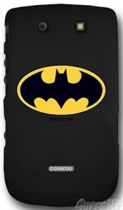 Batman Logo Blackberry Torch 9800 Case