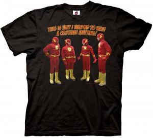 Big Bang Theory Flash T-Shirt