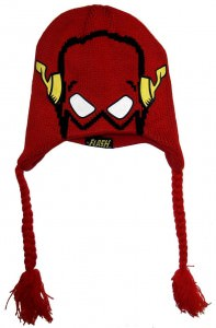 DC Comics Flash Beanie Hat