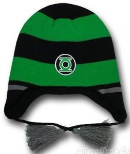 Green Lantern Beanie Hat