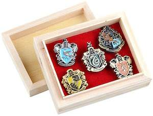 Harry Potter 5pcs pin set