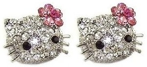 Special Hello Kitty Crysta Earrings