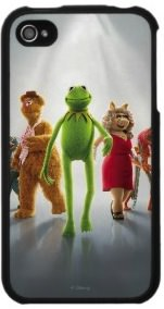 The Muppets walking iPhone case
