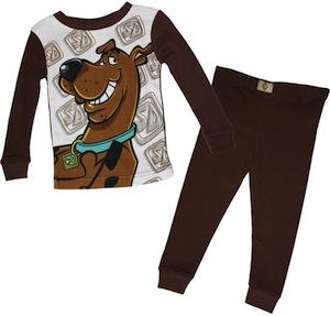 Scooby-Doo kids pajama's