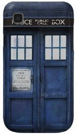 Doctor Who Tardis Case for the Samsung Galaxy S Phone
