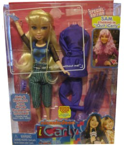 iCarly Sam Special Edition Doll