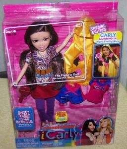 iCarly Special Edition Doll