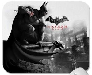 Batman Arkham City Mousepad