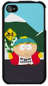 Southpark iPhone 4s and 4 case with Carman