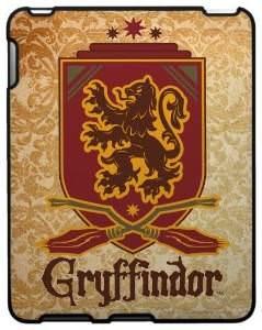Harry Potter Gryffindor Quidditch iPad Case