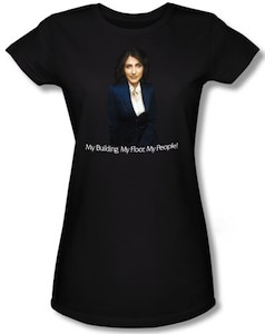 Lisa Cuddy from House t-shirt