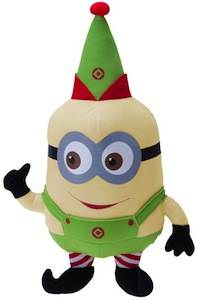 Despicable Me Minion Dave plush as Elf