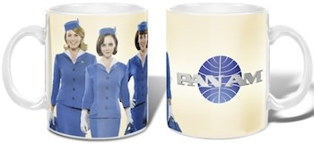 Pan Am Cast Mug