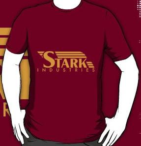 Iron Man T-Shirt Star Industries