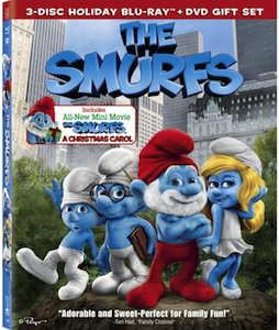 The Smurfs movie The Smurfs in New York