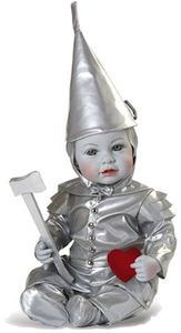Wizard of Oz Tin Man doll by Adora Dolls