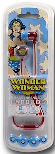Wonder Woman Earbuds Headphones