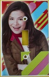 iCarly Light Switch Cover