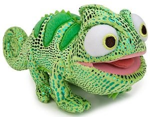 "Disney Tangled Pascal 8.5"" Plush"