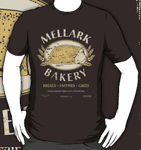 The Hunger Games Mellark Bakery T-Shirt