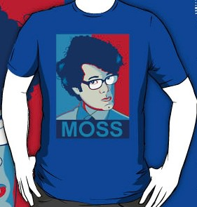 IT Crowd Maurice Moss t-shirt