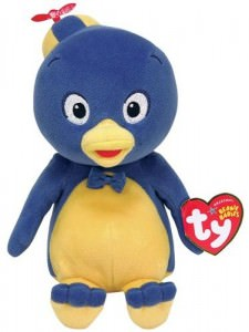Backyardigans Pablo Ty Beanie Babies Plush