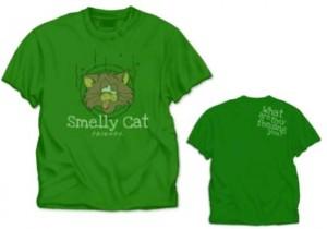 Friends Smelly Cat T-Shirt