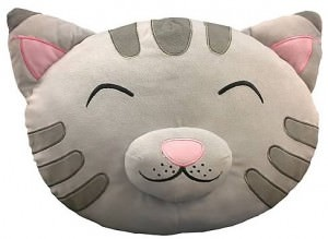 The Big Bang Theory Soft Kitty Head Plush Pillow