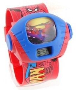 Marvel Spider-Man Projector Watch