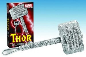 Marvel Thor Hammer Bottle Opener