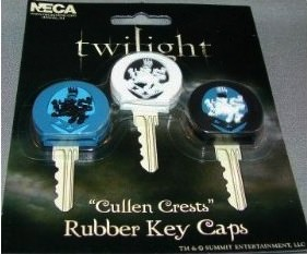 Twilight Cullen Crest Key Caps