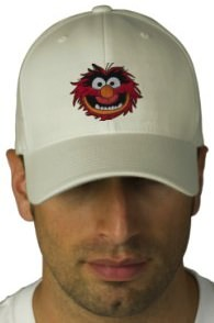 The Muppets baseball cap of Animal