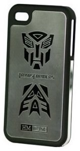 Transformers Autobots And Deception iPhone 4 Case.