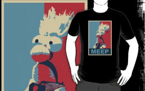 Muppets Beaker Meep T-Shirt